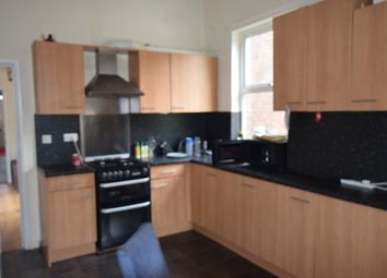 Thumbnail 7 bed end terrace house to rent in North Street, Derby