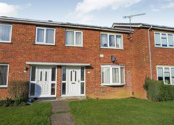 Thumbnail 3 bed terraced house for sale in Burns Road, Wellingborough