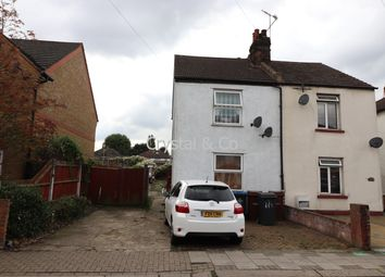 Thumbnail 1 bed semi-detached house to rent in Llanover Road, London