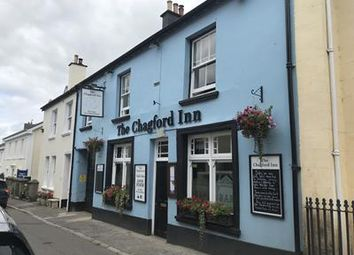 Thumbnail Pub/bar for sale in The Chagford Inn, 7 Mill Street, Chagford, Devon