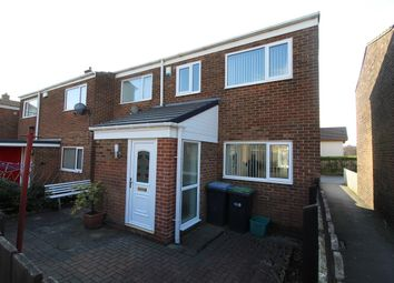 Thumbnail 3 bed semi-detached house for sale in Reynolds Close, Stanley