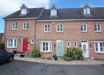 Thumbnail 4 bed town house for sale in Sorrell Gardens, Clayton, Newcastle
