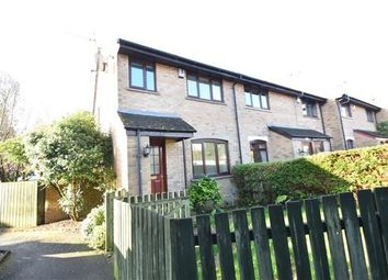Thumbnail 3 bed end terrace house for sale in Craigieburn Gardens, Glasgow
