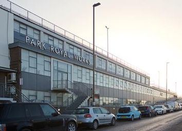Thumbnail Office to let in Park Royal Works, Acton