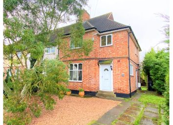 Thumbnail 3 bed end terrace house for sale in Gooding Avenue, Braunstone