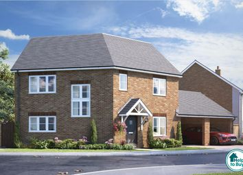 Thumbnail 3 bed detached house for sale in The Park, Off Cambridge Road, Fenstanton