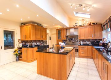 Thumbnail 4 bed detached house for sale in London Road, Barkston Ash, Tadcaster