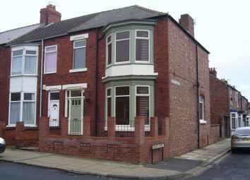 Thumbnail 4 bed terraced house for sale in Byerley Road, Shildon