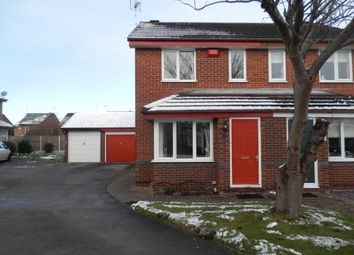 Thumbnail 2 bed semi-detached house to rent in 20 Fox Close, Long Eaton