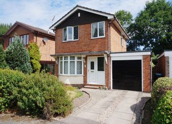 Thumbnail 3 bed detached house for sale in Beechwood Close, Blythe Bridge, Stoke-On-Trent, Staffordshire