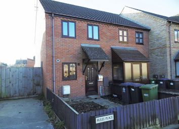 Thumbnail 3 bed end terrace house to rent in Rules Place, Great Whyte, Ramsey, Huntingdon