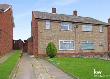 Thumbnail 3 bed semi-detached house to rent in Sandpiper Road, Ipswich