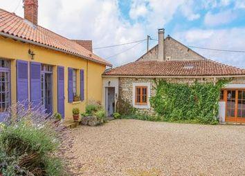 Thumbnail 3 bed property for sale in Antogny-Le-Tillac, Indre-Et-Loire, France