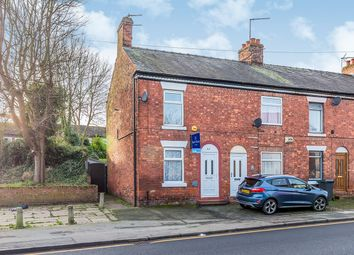 Thumbnail 2 bed end terrace house for sale in Lewin Street, Middlewich, Cheshire