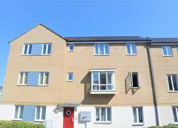 Thumbnail 1 bedroom flat for sale in Delves Way, Hampton Centre, Peterborough, Cambridgeshire