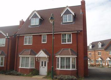 Thumbnail 4 bedroom property to rent in Oak Avenue, Hampton Hargate, Peterborough.