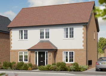 "Thumbnail 4 bed detached house for sale in ""The Danbury"" at Florin Way, Mansfield"