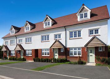 "Thumbnail 4 bedroom terraced house for sale in ""Grantham 4"" at Ledsham Road, Little Sutton, Ellesmere Port"