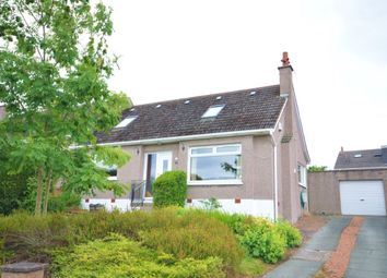 Thumbnail 3 bed semi-detached house for sale in Ben Nevis Place, Kirkcaldy