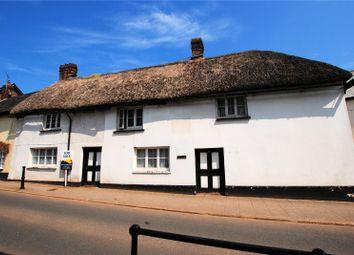 Thumbnail 4 bed semi-detached house for sale in Bridge Street, Hatherleigh, Okehampton