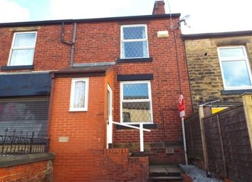 Thumbnail 2 bed terraced house to rent in Loxley Road, Loxley, Sheffield