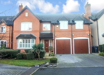 4 bed detached house for sale in Thimble Drive, Walmley, Sutton Coldfield B76