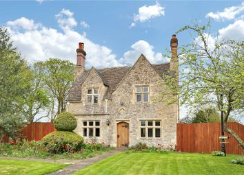 Thumbnail 3 bed detached house for sale in Russell Hill, Thornhaugh, Cambridgeshire