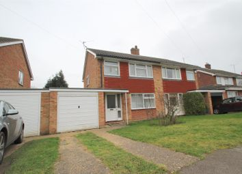 Thumbnail 3 bedroom property for sale in Badminton Close, Cambridge