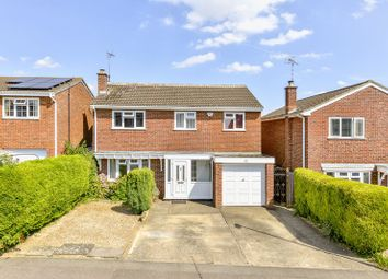 Thumbnail 3 bed detached house for sale in Playford Close, Rothwell, Kettering