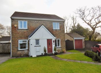 Thumbnail 2 bed semi-detached house for sale in Seaton Way, Crapstone, Yelverton