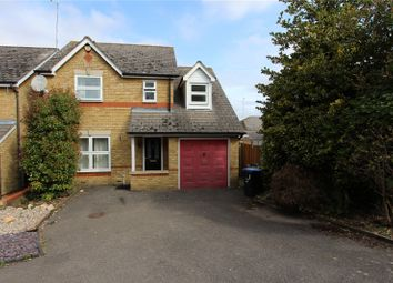 Thumbnail 4 bedroom detached house to rent in Buchanan Close, Winchmore Hill, London