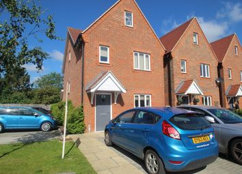 Thumbnail 4 bed detached house to rent in Marley Close, Botley, Oxford