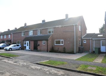 Thumbnail 4 bed semi-detached house for sale in Plantation Road, Tadley, Hampshire