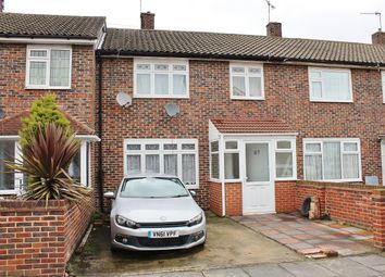 Thumbnail 3 bed terraced house for sale in Edington Road, Abbeywood, London