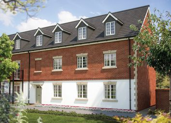 "Thumbnail 2 bedroom flat for sale in ""Barcote"" at Eaton Close, Faringdon"