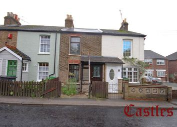 Thumbnail 2 bed terraced house for sale in Broomstick Hall Road, Waltham Abbey