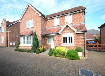 Thumbnail 4 bedroom detached house for sale in Monarch Drive, Shinfield, Reading