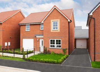 "Thumbnail 4 bed detached house for sale in ""Ripon"" at Rydal Terrace, North Gosforth, Newcastle Upon Tyne"