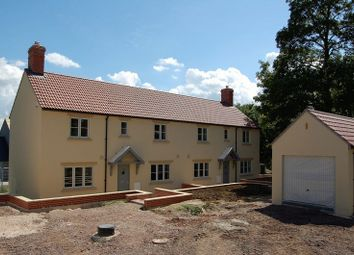 Thumbnail 3 bed semi-detached house for sale in Kingsdon, Somerton