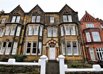 Thumbnail 3 bed flat for sale in Avenue Victoria, Scarborough