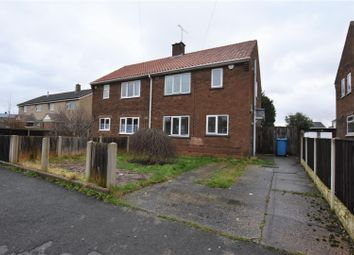 Thumbnail 2 bedroom semi-detached house for sale in Sycamore Road, Carlton-In-Lindrick, Worksop