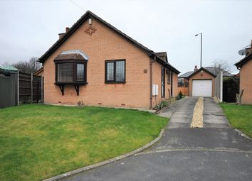 Thumbnail 2 bed detached bungalow for sale in Marina View, Thorne, Doncaster