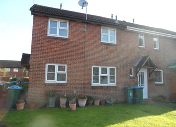 Thumbnail 1 bed end terrace house to rent in Larch Close, Coppice, Aylesbury