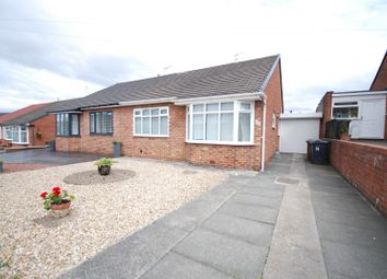 Thumbnail 2 bed bungalow for sale in Woodhorn Gardens, Wideopen, Newcastle Upon Tyne