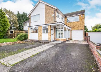 Thumbnail Link-detached house for sale in Ash Tree Road, Oadby, Leicester