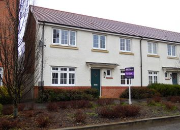 Thumbnail 3 bed end terrace house for sale in Falcon Way, Bracknell