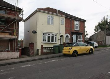 Thumbnail 3 bedroom semi-detached house for sale in Southcliff Road, Southampton