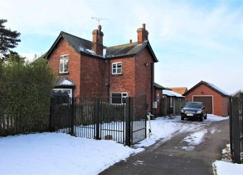 Thumbnail 3 bed detached house for sale in Hesley, Doncaster