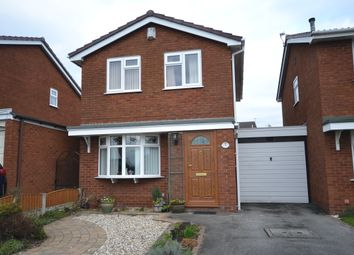 Thumbnail 3 bed detached house for sale in Woodbridge Road, Clayton, Newcastle-Under-Lyme