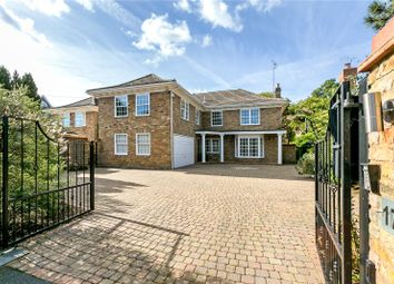 Thumbnail 5 bed detached house for sale in Burgess Wood Road South, Beaconsfield, Buckinghamshire